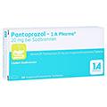 Pantoprazol-1A Pharma 20mg bei Sodbrennen 14 St�ck