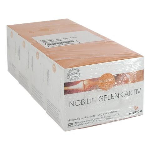 NOBILIN Gelenk Kapseln 4x120 Stück