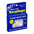 MACKS Earpluggs 6x2 Stück