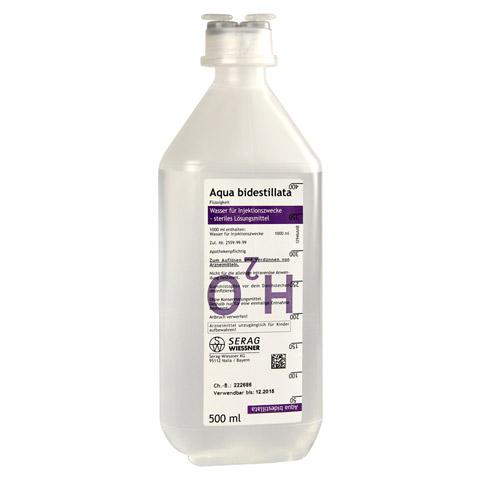 AQUA BIDEST Plastik 500 Milliliter N1
