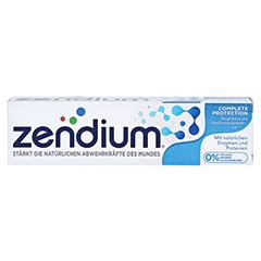Zendium Complete Protection Zahnpasta 75 Milliliter - Vorderseite