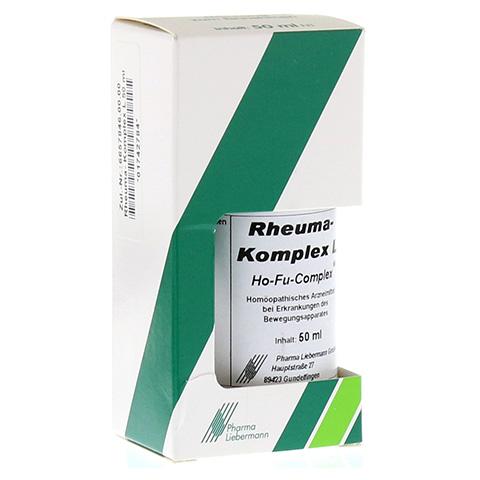 RHEUMA KOMPLEX L Ho-Fu-Complex Tropfen 50 Milliliter N1