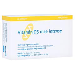 VITAMIN D3 MSE intense Kapseln 30 Stück