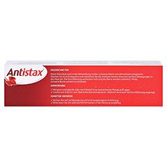 ANTISTAX Venencreme 50 Gramm N1 - Rückseite