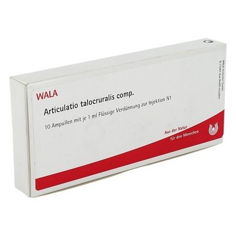 ARTICULATIO talocruralis comp.Ampullen 10x1 Milliliter N1