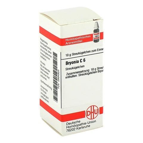 BRYONIA C 6 Globuli 10 Gramm N1