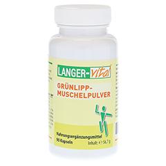 GRÜNLIPPMUSCHEL Pulver 1050 mg/Tg Kapseln 90 Stück