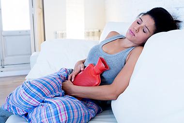 Themenshop Menstruationsbeschwerden