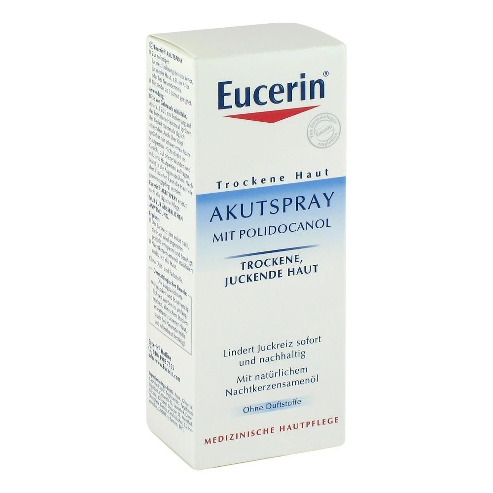 erfahrungen zu eucerin th akutspray 50 milliliter medpex. Black Bedroom Furniture Sets. Home Design Ideas