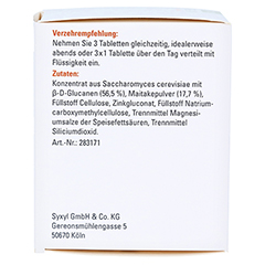 REGACAN Syxyl Tabletten 90 St�ck - Linke Seite