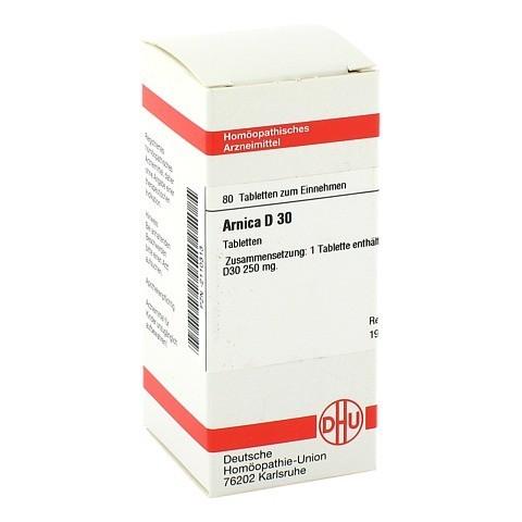ARNICA D 30 Tabletten 80 St�ck