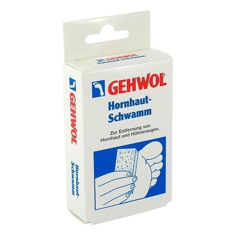 GEHWOL Hornhautschwamm 1 Stück