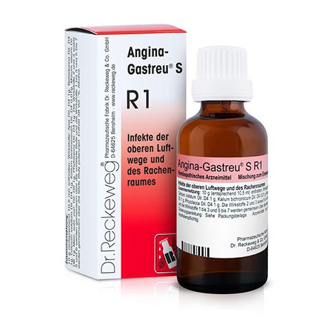 ANGINA Gastreu S R 1 Tropfen zum Einnehmen 22 Milliliter N1