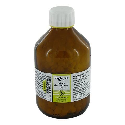 BIOCHEMIE 5 Kalium phosphoricum D 6 Tabletten 1000 Stück