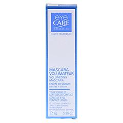 EYE CARE Mascara Volumen pure black 9 Gramm - Vorderseite