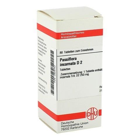 PASSIFLORA INCARNATA D 2 Tabletten 80 Stück N1