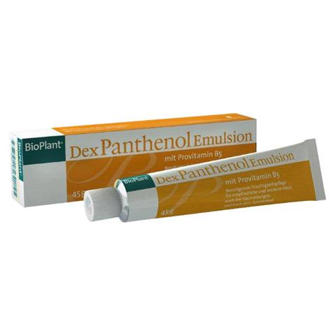BIOPLANT Dexpanthenol Emulsion 45 Gramm