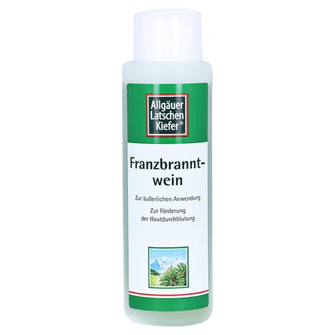 Allg�uer Latschenkiefer Franzbranntwein 250 Milliliter