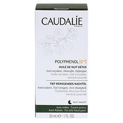 CAUDALIE PC15 Tiefreinigendes Nachtöl 30 Milliliter - Vorderseite