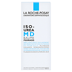 ROCHE POSAY Iso Urea MD Balsam 100 Milliliter - R�ckseite