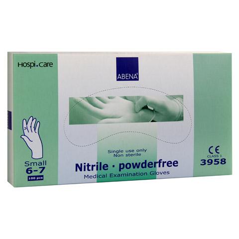 NITRIL Handschuhe ungepudert small 100 Stück