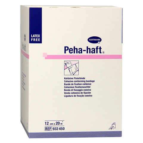 PEHA-HAFT Fixierbinde latexfrei 12 cmx20 m 1 Stück