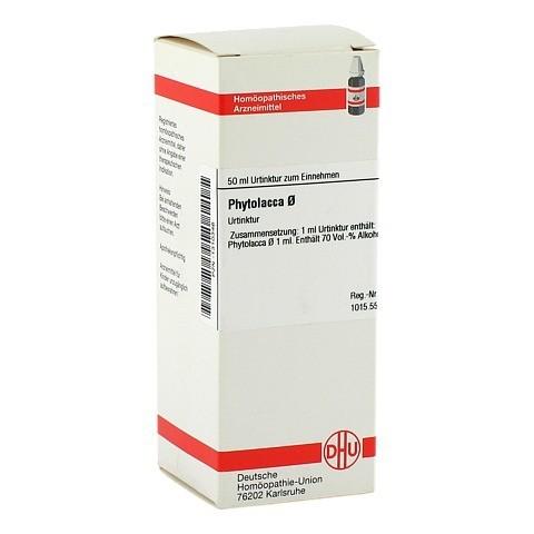 PHYTOLACCA Urtinktur 50 Milliliter N1
