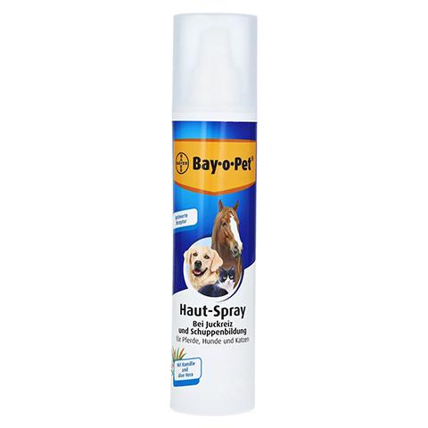 BAY O PET Haut-Spray f.Hunde/Katzen 250 Milliliter