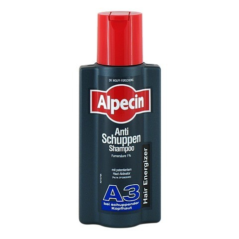 ALPECIN Aktiv Shampoo A3 250 Milliliter