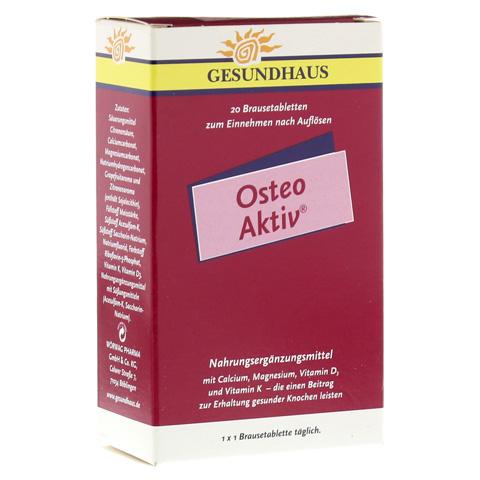 OSTEO AKTIV Brausetabletten 20 Stück