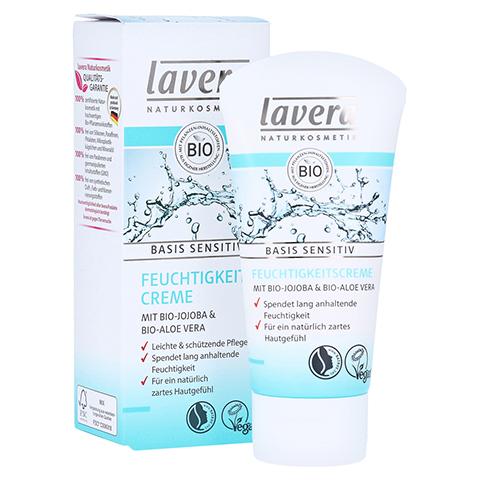 LAVERA basis sensitiv Feuchtigkeitscreme dt 50 Milliliter