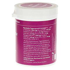 GLUTATHION mse magensaftresistente Tabletten 60 Stück - Linke Seite