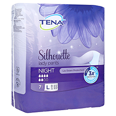 TENA LADY Pants Night L 7 St�ck