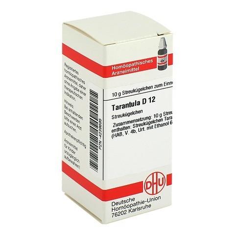 TARANTULA D 12 Globuli 10 Gramm N1