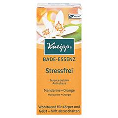 KNEIPP BADE-ESSENZ stressfrei 20 Milliliter - Vorderseite