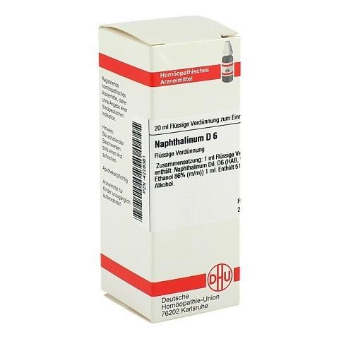 NAPHTHALINUM D 6 Dilution 20 Milliliter N1