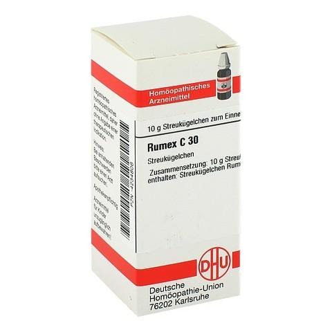 RUMEX C 30 Globuli 10 Gramm N1