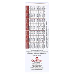 DOPPELHERZ Lecithin+B-Vitamine Kapseln 40 Stück - Linke Seite