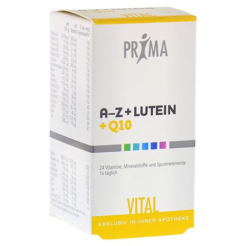 PRIMA VITAL A-Z+Lutein+Q10 Tabletten 60 Stück