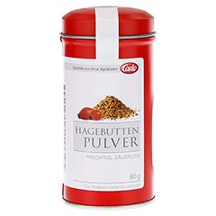 HAGEBUTTEN PULVER Caelo HV-Packung Blechdose 90 Gramm