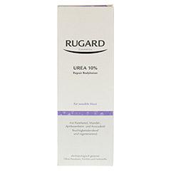 RUGARD Urea 10% Repair Bodylotion 200 Milliliter - Vorderseite