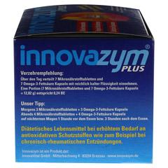 INNOVAZYM Kapseln+Tabletten je 210 St. Kombipack. 1 Packung - Linke Seite