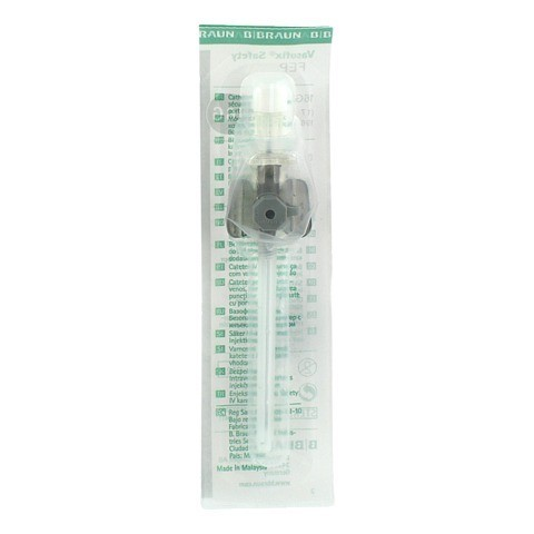 VASOFIX Safety Kan�le 16 G 1,7x50 mm grau 1 St�ck