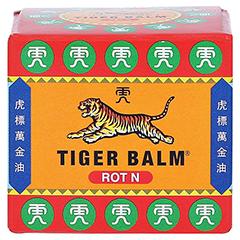 Tiger Balm rot N 19.4 Gramm - Vorderseite
