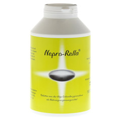 NEPRO-RELLA Tabletten 1500 Stück
