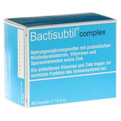 BACTISUBTIL Complex Kapseln 50 Stück