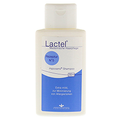 LACTEL Nr. 5 Shampoo hypoallergen 200 Milliliter