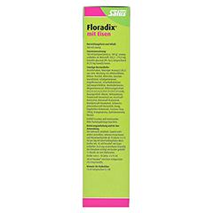 Floradix mit Eisen 500 Milliliter - Linke Seite