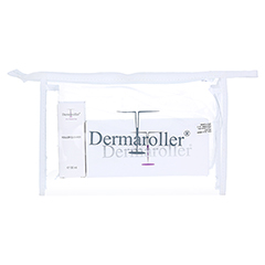 DERMAROLLER Homecare Set inkl.Roller Cleaner 1 Stück - Vorderseite