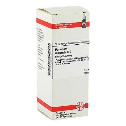 PASSIFLORA INCARNATA D 2 Dilution 50 Milliliter N1